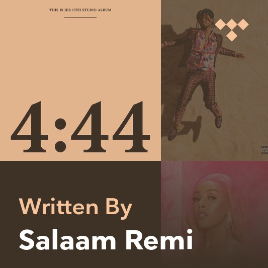 Songwriter Mix: Salaam Remi