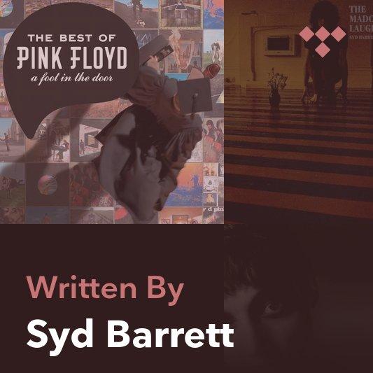 Songwriter Mix: Syd Barrett