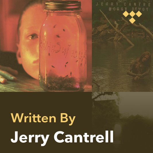 Songwriter Mix: Jerry Cantrell