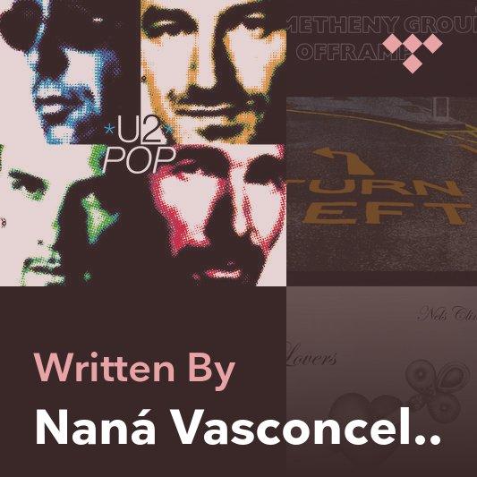 Songwriter Mix: Naná Vasconcelos