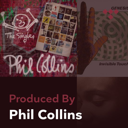 Producer Mix: Phil Collins