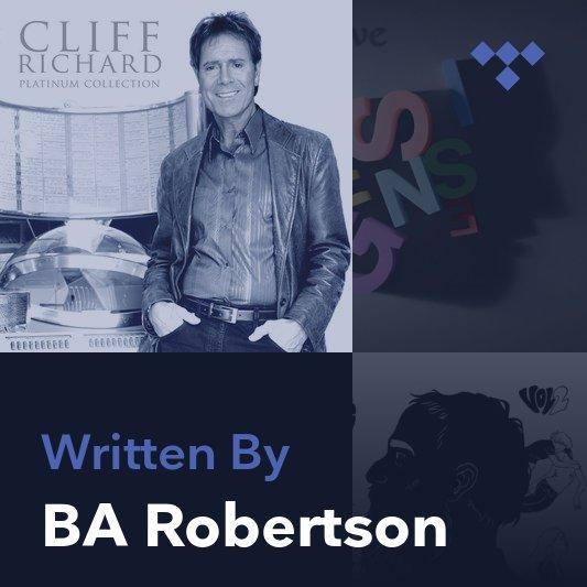 Songwriter Mix: BA Robertson