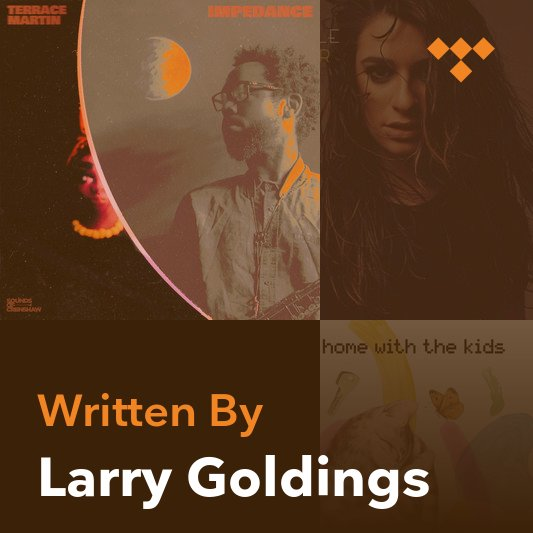 Songwriter Mix: Larry Goldings