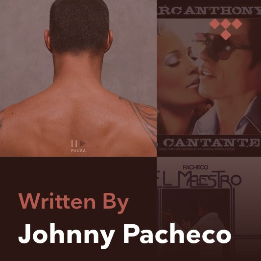 Songwriter Mix: Johnny Pacheco