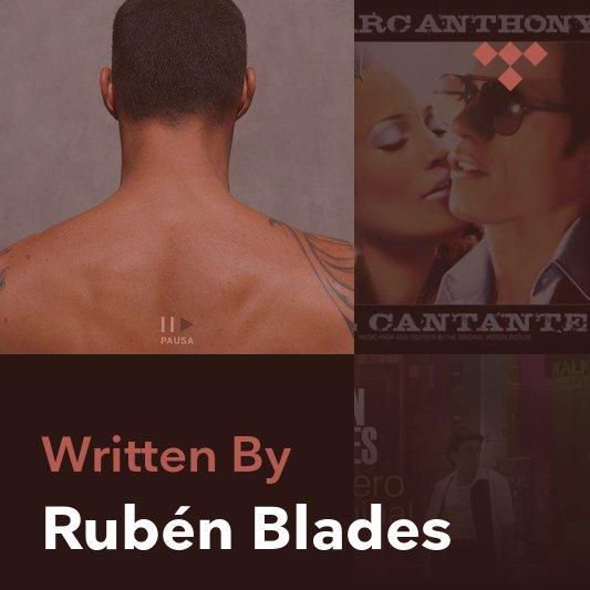 Songwriter Mix: Rubén Blades