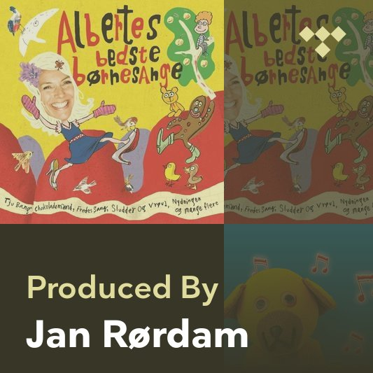 Producer Mix: Jan Rørdam