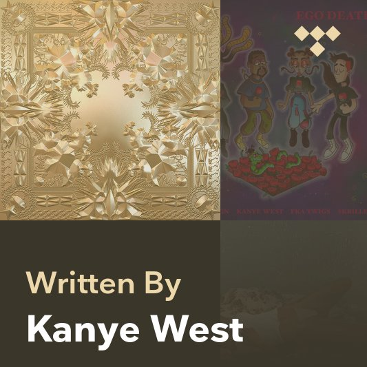 Songwriter Mix: Kanye West