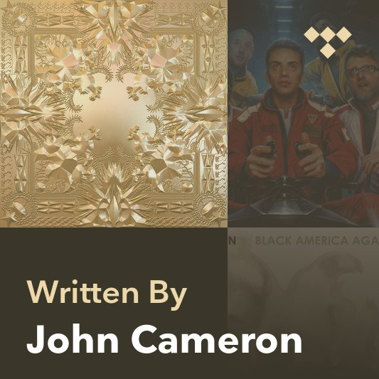 Songwriter Mix: John Cameron