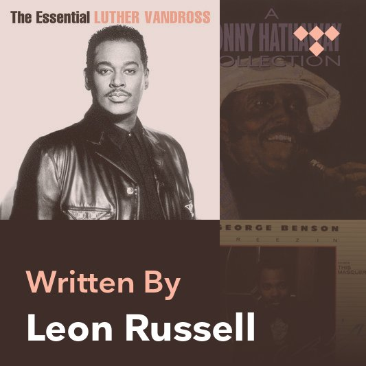 Songwriter Mix: Leon Russell