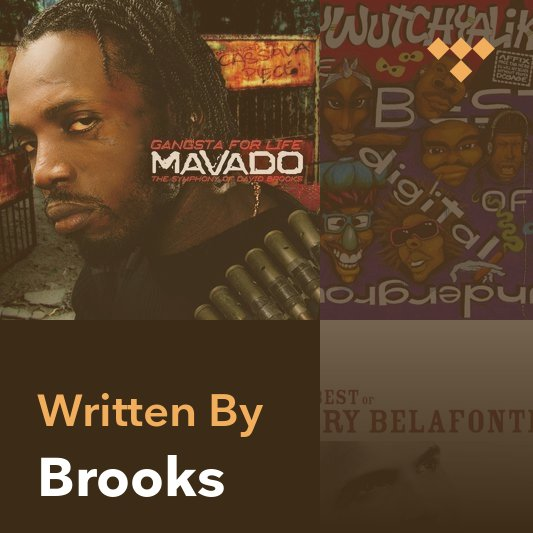 Songwriter Mix: Brooks