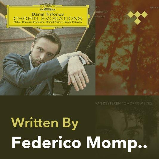 Songwriter Mix: Federico Mompou
