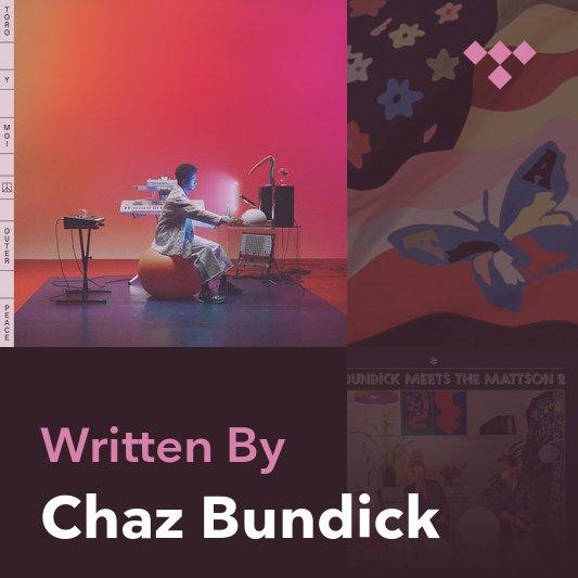 Songwriter Mix: Chaz Bundick