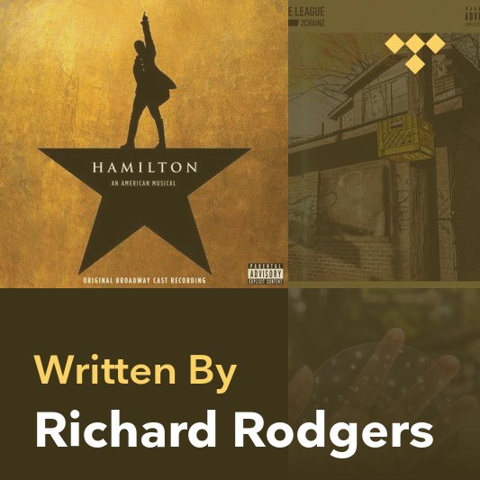 Songwriter Mix: Richard Rodgers