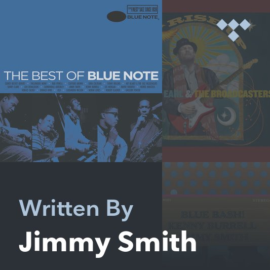 Songwriter Mix: Jimmy Smith
