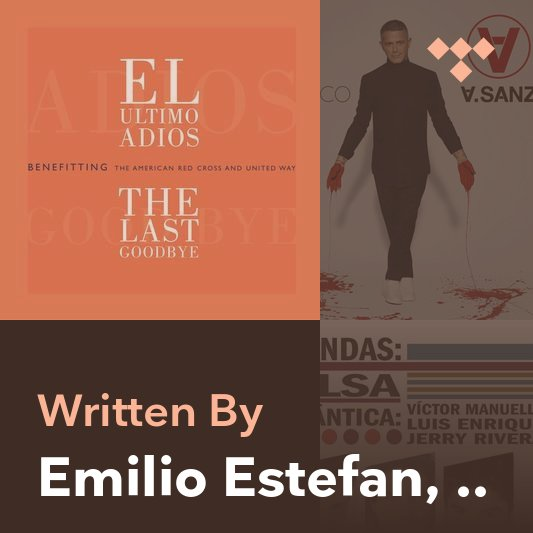 Songwriter Mix: Emilio Estefan, Jr.