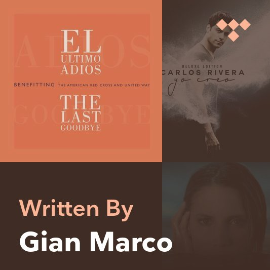 Songwriter Mix: Gian Marco