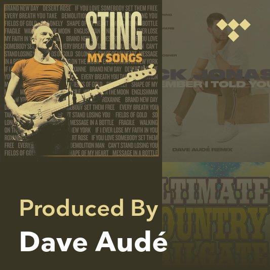 Producer Mix: Dave Audé