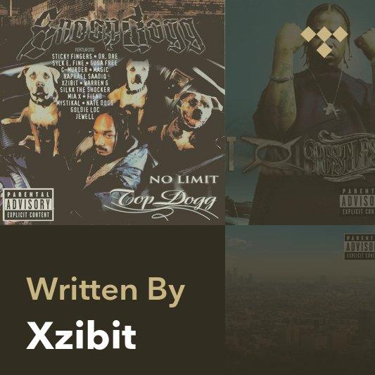 Songwriter Mix: Xzibit