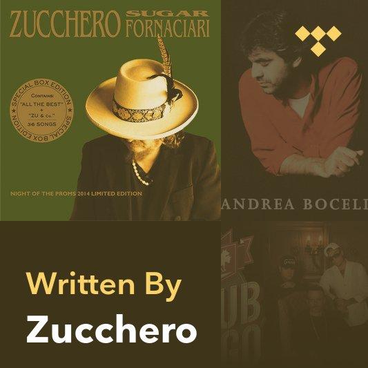 Songwriter Mix: Zucchero