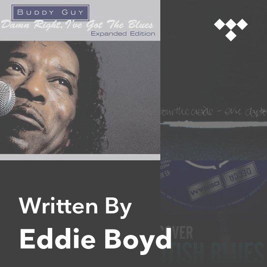 Songwriter Mix: Eddie Boyd