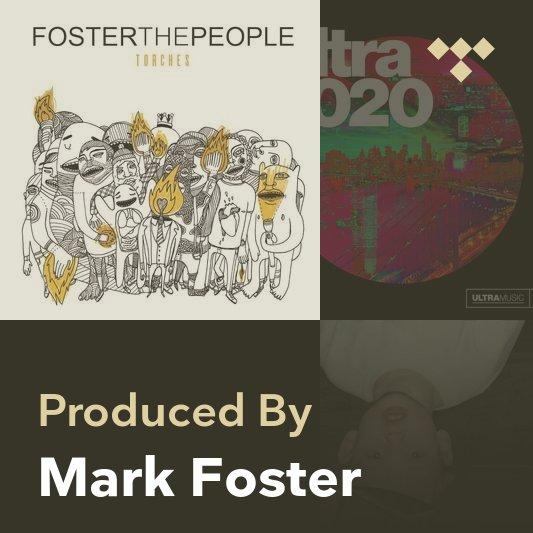 Producer Mix: Mark Foster