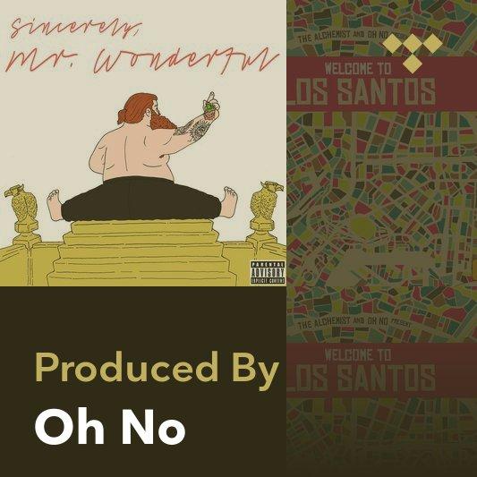 Producer Mix: Oh No