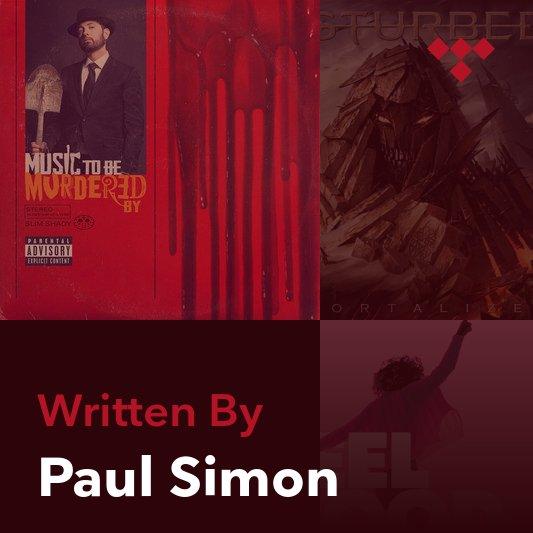 Songwriter Mix: Paul Simon