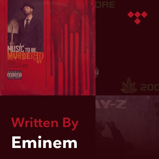 Songwriter Mix: Eminem