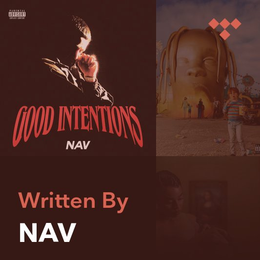 Songwriter Mix: NAV