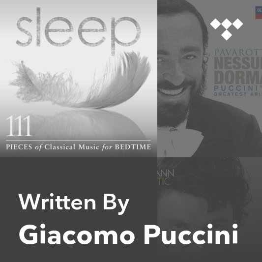 Songwriter Mix: Giacomo Puccini