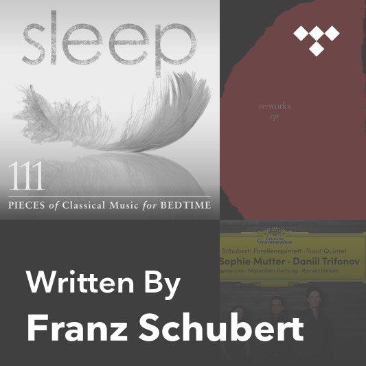 Songwriter Mix: Franz Schubert