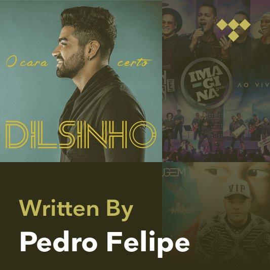 Songwriter Mix: Pedro Felipe