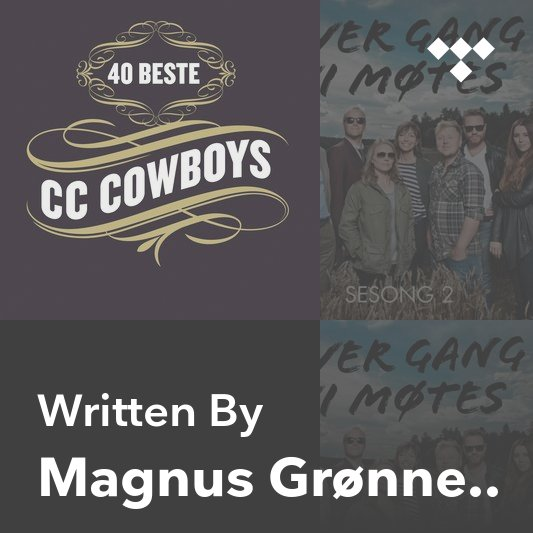 Songwriter Mix: Magnus Grønneberg