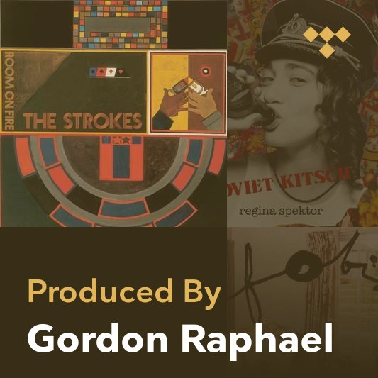 Producer Mix: Gordon Raphael