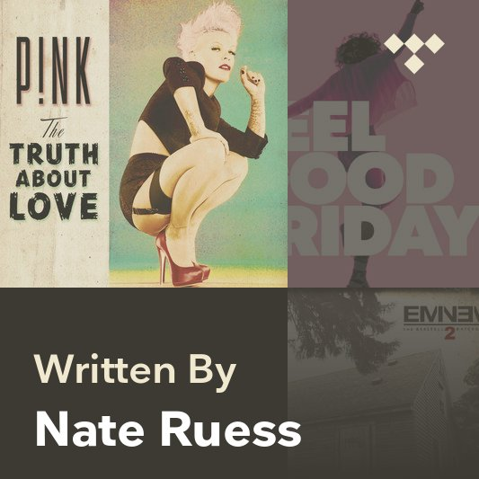 Songwriter Mix: Nate Ruess