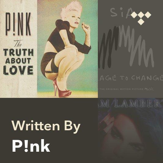 Songwriter Mix: P!nk