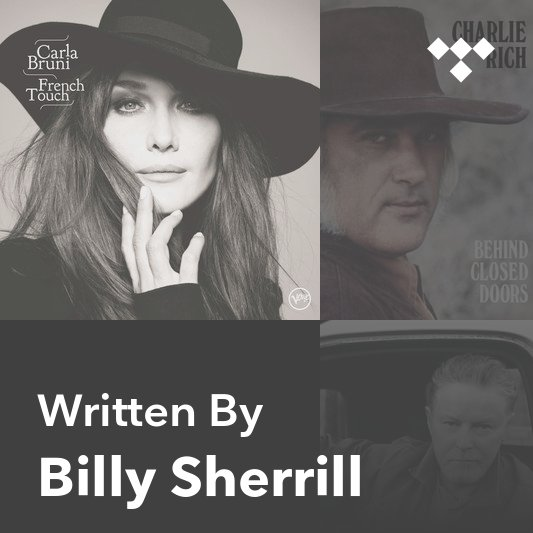 Songwriter Mix: Billy Sherrill