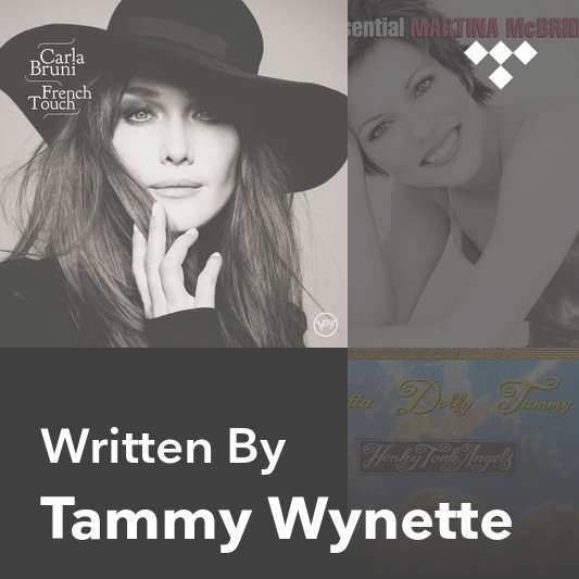 Songwriter Mix: Tammy Wynette