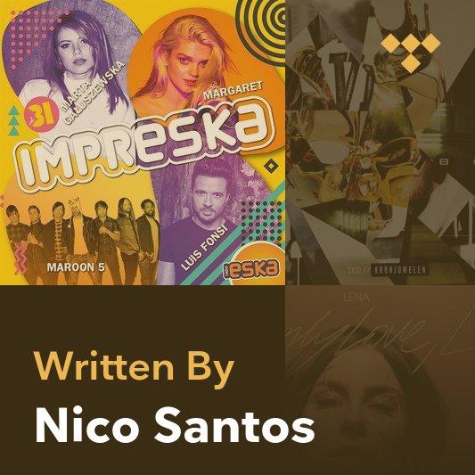 Songwriter Mix: Nico Santos