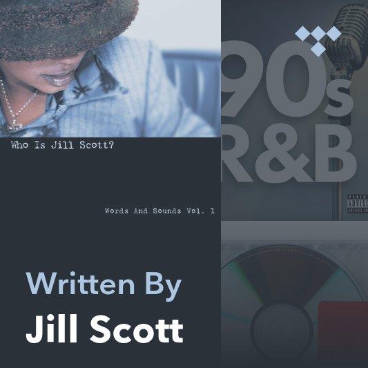 Songwriter Mix: Jill Scott
