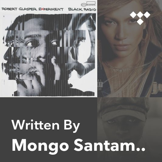 Songwriter Mix: Mongo Santamaria