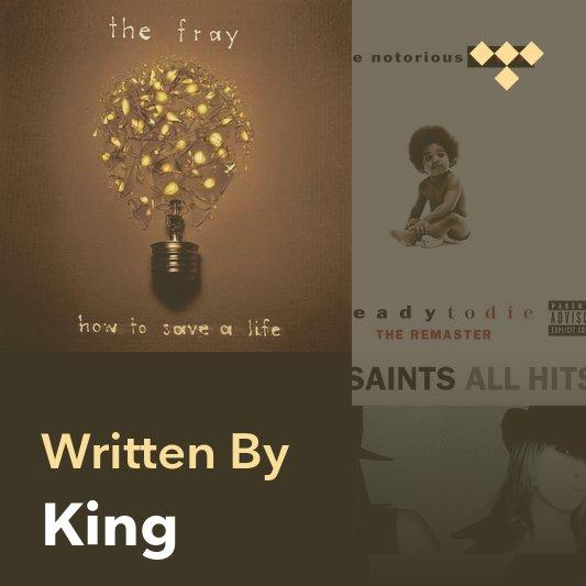 Songwriter Mix: King