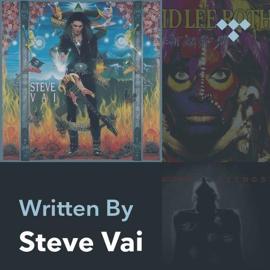 Songwriter Mix: Steve Vai