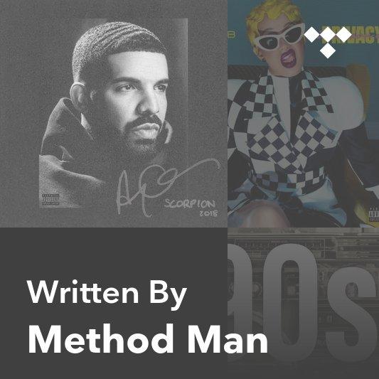 Songwriter Mix: Method Man