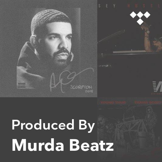 Producer Mix: Murda Beatz