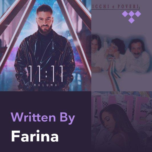 Songwriter Mix: Farina
