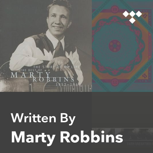 Songwriter Mix: Marty Robbins