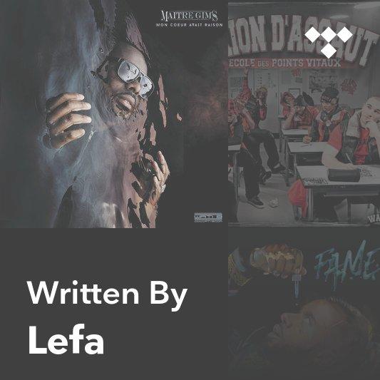Songwriter Mix: Lefa