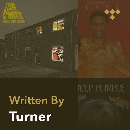 Songwriter Mix: Turner