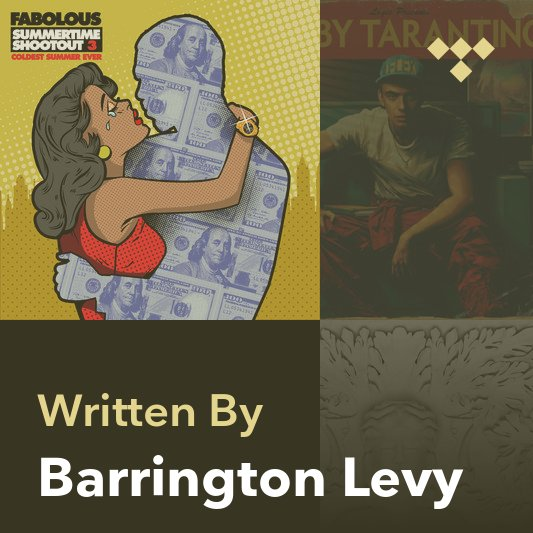 Songwriter Mix: Barrington Levy